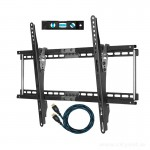 "Cheetah Mounts APTMM2B Tilt TV Wall Mount Bracket for 32-65"" TVs"