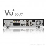 VU+ Solo 2 Linux Satellite Receiver