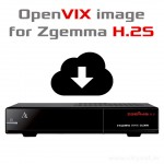 OpenVIX image/ firmware for Zgemma Star H.2S with plugins