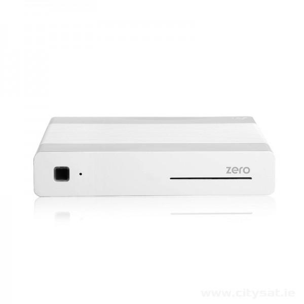 VU+ Zero White Linux Satellite Receiver
