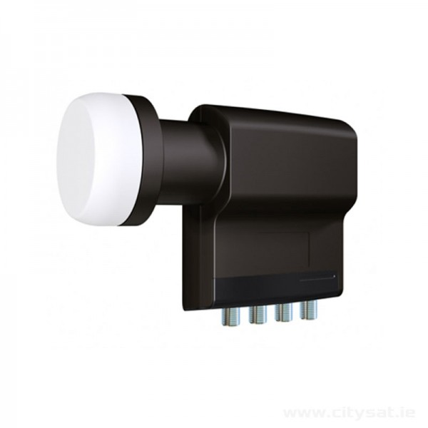 Inverto Quad LNB - Black Premium