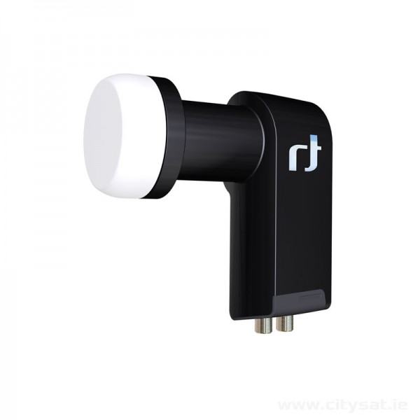 Inverto Twin LNB - Black Premium