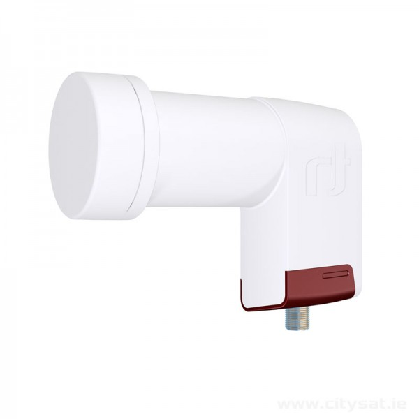 Inverto Single LNB - Red Extended